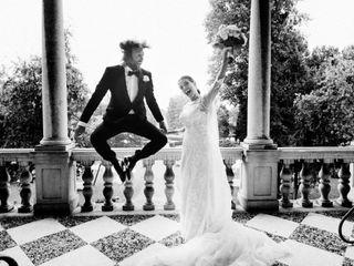 Le nozze di Gloria e Roberto