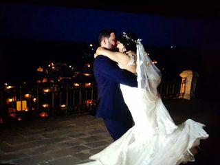 Le nozze di Maria Cristina e Tommaso