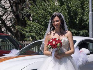 Le nozze di Noemi Denise e Libero 1