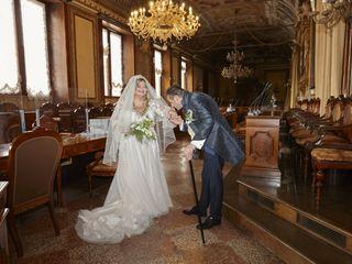 Le nozze di Maria Grazia e Giuliano