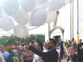 Le nozze di Maria Teresa e Saverio  2