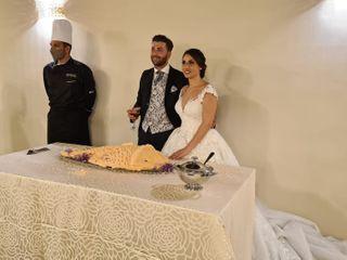Le nozze di Maria Teresa e Saverio