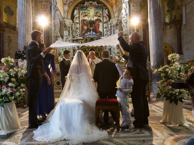 Il matrimonio di Davide e Laura a Palermo, Palermo 21
