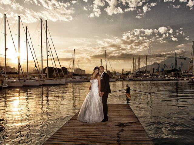 Il matrimonio di Davide e Laura a Palermo, Palermo 46