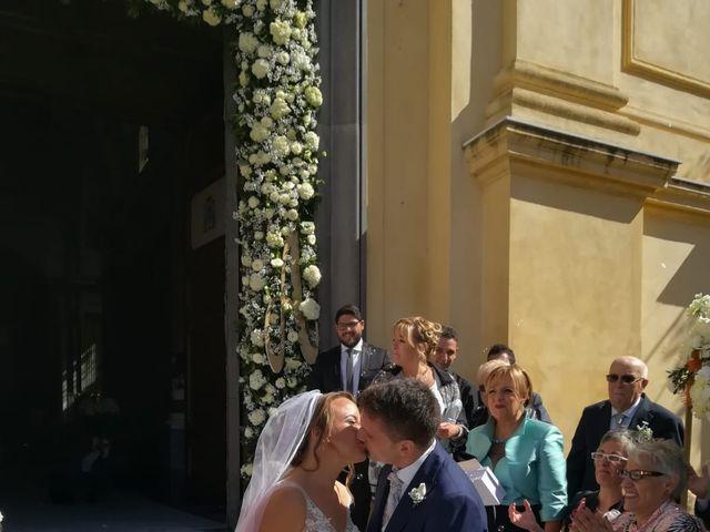 Il matrimonio di Flavia e Alberto a Lettere, Napoli 9