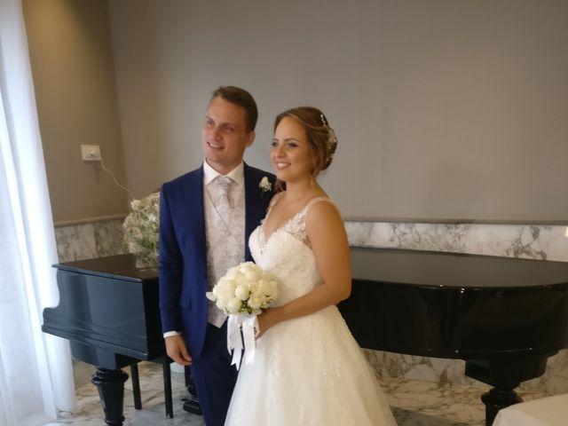 Il matrimonio di Flavia e Alberto a Lettere, Napoli 2