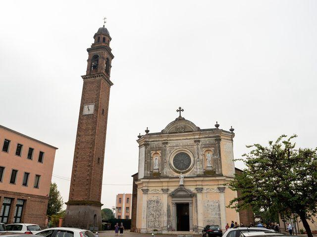 Il matrimonio di Simon e Michela a Pontelongo, Padova 16