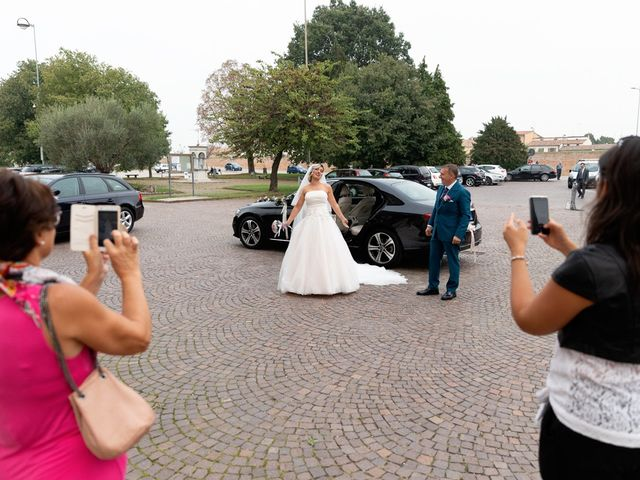 Il matrimonio di Simon e Michela a Pontelongo, Padova 19