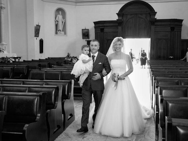 Il matrimonio di Simon e Michela a Pontelongo, Padova 20