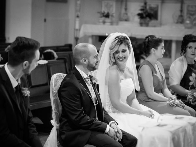 Il matrimonio di Simon e Michela a Pontelongo, Padova 21