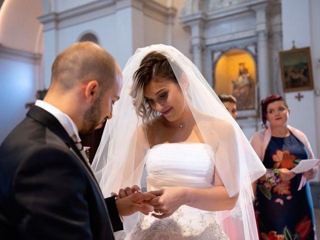 Il matrimonio di Simon e Michela a Pontelongo, Padova 23