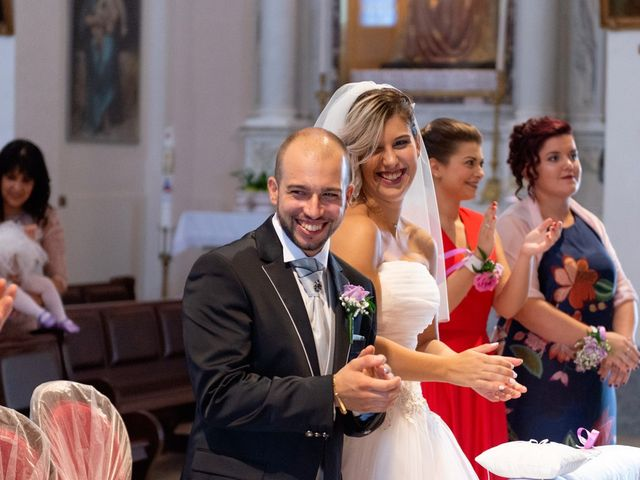Il matrimonio di Simon e Michela a Pontelongo, Padova 24