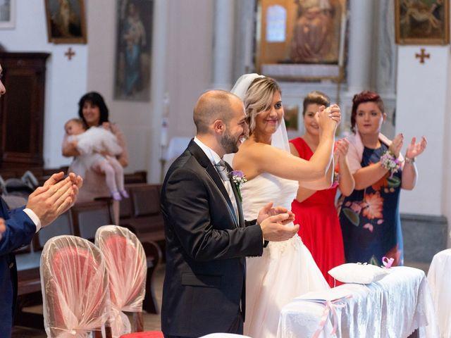 Il matrimonio di Simon e Michela a Pontelongo, Padova 25