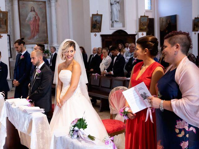 Il matrimonio di Simon e Michela a Pontelongo, Padova 26