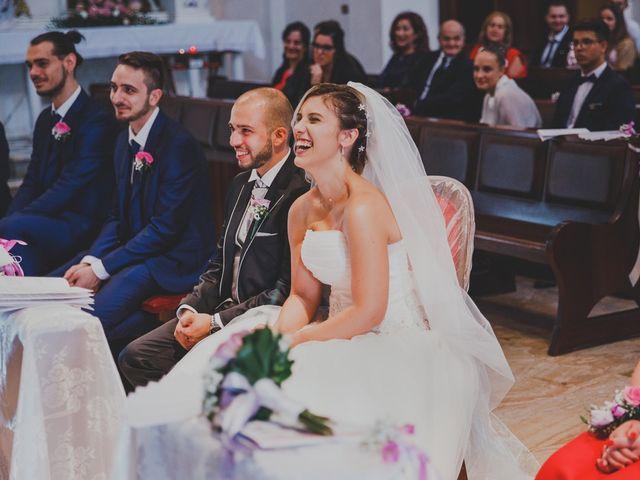 Il matrimonio di Simon e Michela a Pontelongo, Padova 27