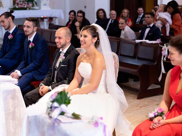 Il matrimonio di Simon e Michela a Pontelongo, Padova 28