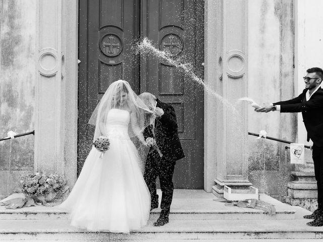 Il matrimonio di Simon e Michela a Pontelongo, Padova 32