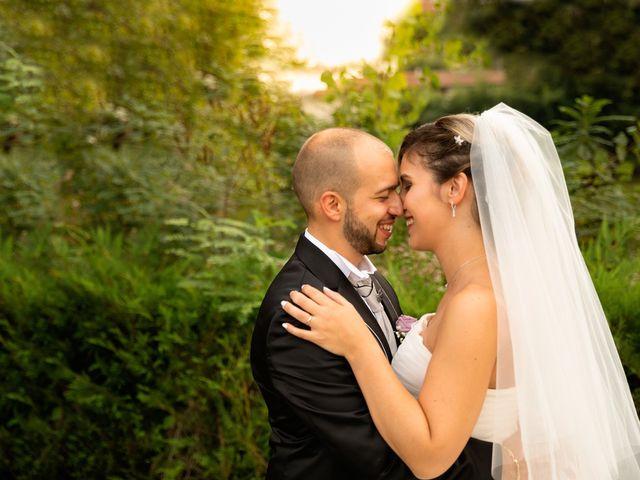 Le nozze di Michela e Simon