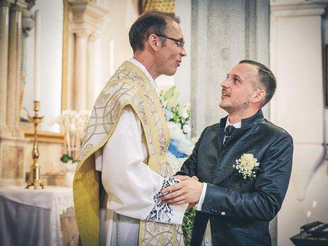 Il matrimonio di Nicola e Ambra a Treviso, Treviso 20