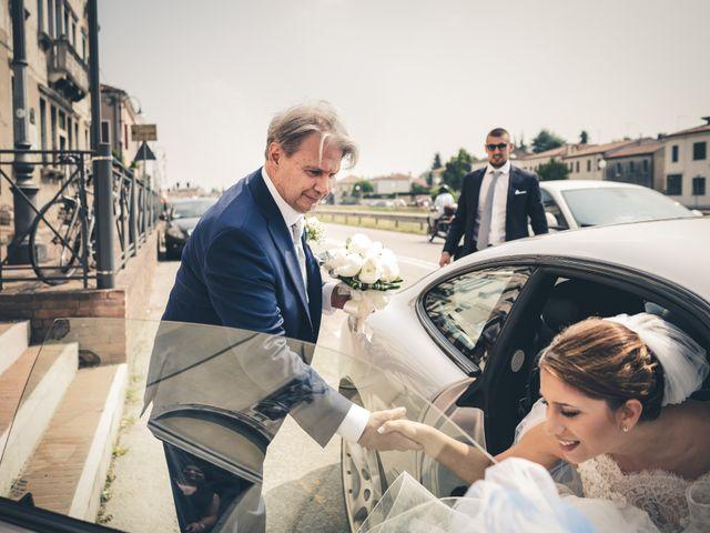 Il matrimonio di Nicola e Ambra a Treviso, Treviso 21