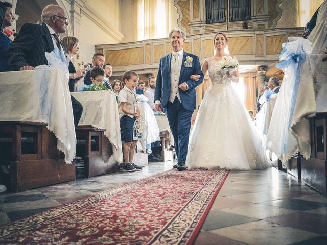 Il matrimonio di Nicola e Ambra a Treviso, Treviso 24
