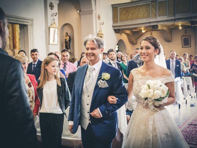 Il matrimonio di Nicola e Ambra a Treviso, Treviso 25