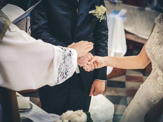 Il matrimonio di Nicola e Ambra a Treviso, Treviso 26