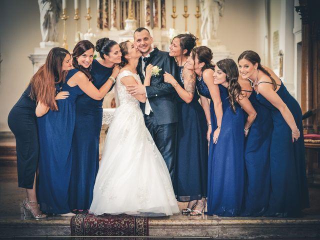 Il matrimonio di Nicola e Ambra a Treviso, Treviso 38