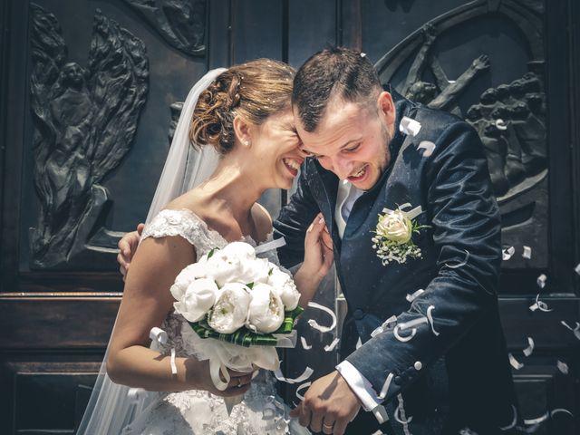 Il matrimonio di Nicola e Ambra a Treviso, Treviso 41