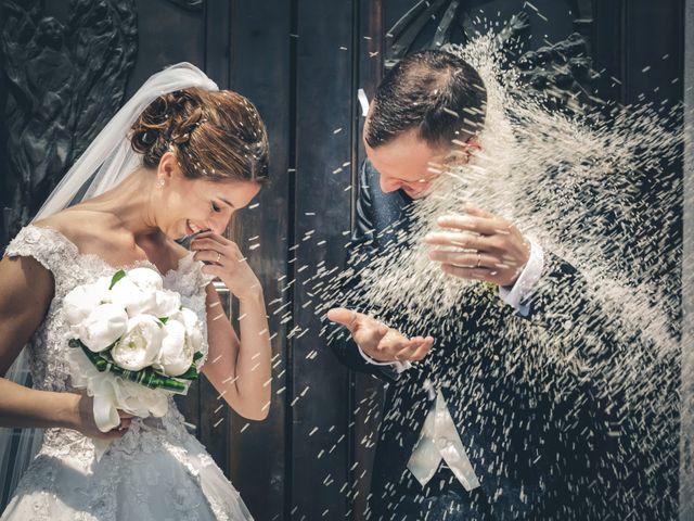 Il matrimonio di Nicola e Ambra a Treviso, Treviso 42