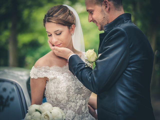 Il matrimonio di Nicola e Ambra a Treviso, Treviso 47