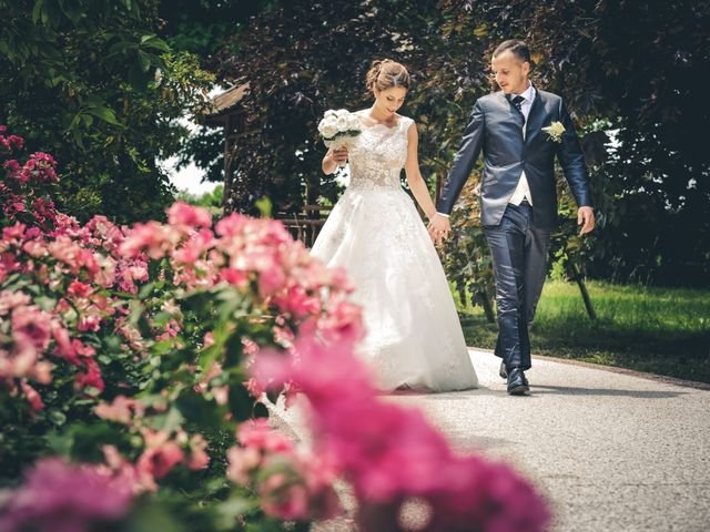 Il matrimonio di Nicola e Ambra a Treviso, Treviso 48