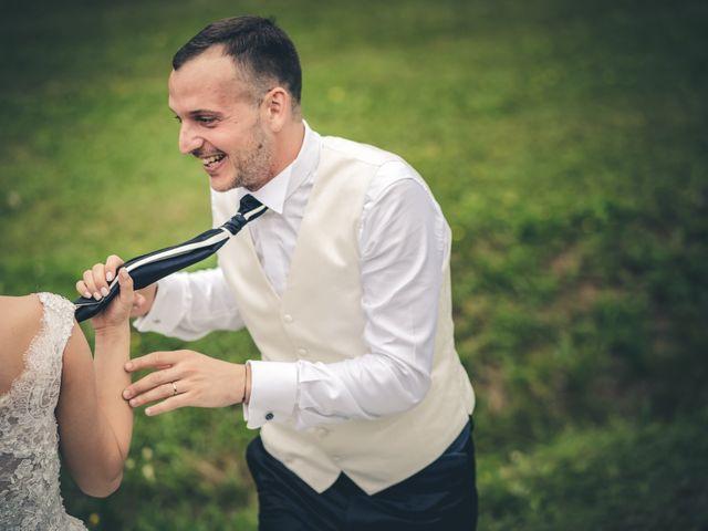 Il matrimonio di Nicola e Ambra a Treviso, Treviso 59
