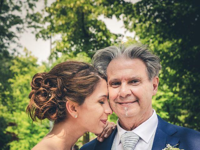Il matrimonio di Nicola e Ambra a Treviso, Treviso 61