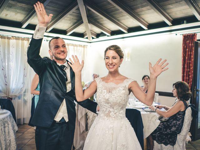 Il matrimonio di Nicola e Ambra a Treviso, Treviso 75