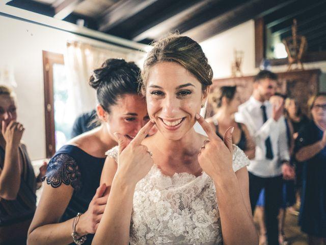 Il matrimonio di Nicola e Ambra a Treviso, Treviso 79