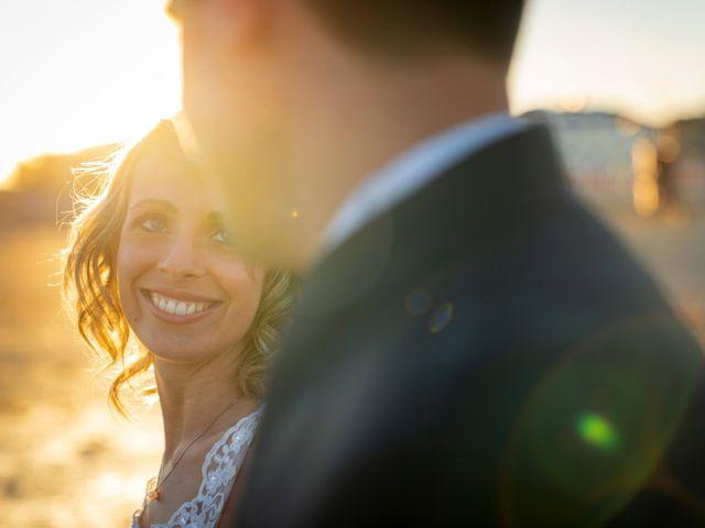 le nozze di Annalisa e Riccardo