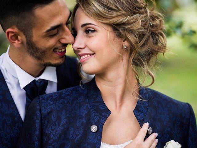 Il matrimonio di Luciano e Francesca  a Nova Milanese, Monza e Brianza 2