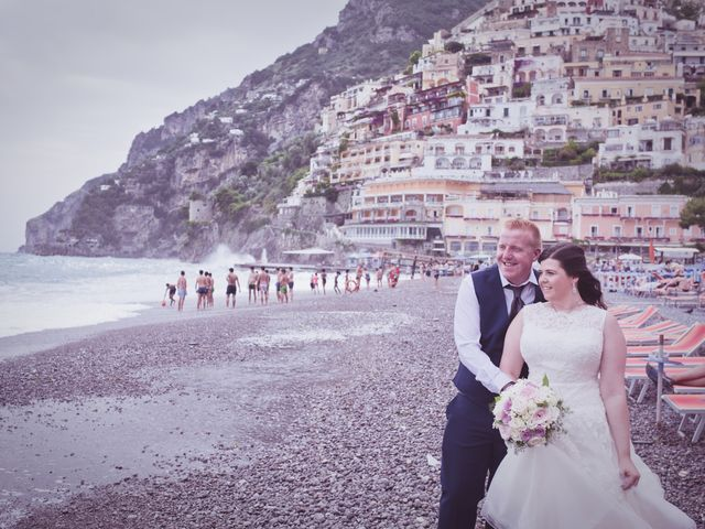 Le nozze di Siobhan e James