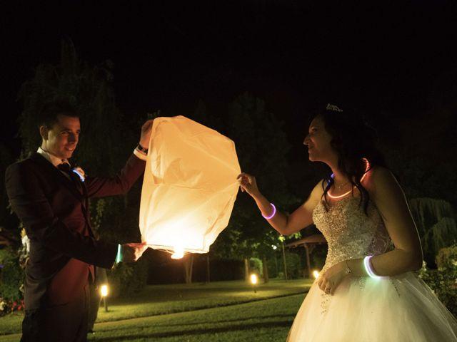 Le nozze di Noemi Denise e Libero