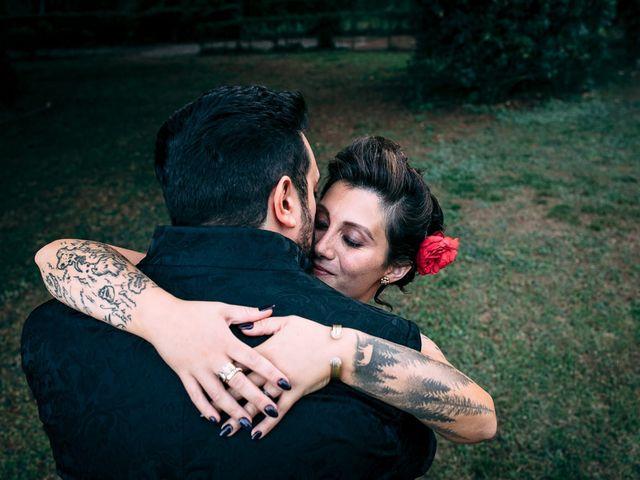 Le nozze di Cristina e Danilo