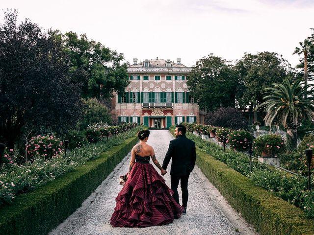 Il matrimonio di Danilo e Cristina a Albissola Marina, Savona 51