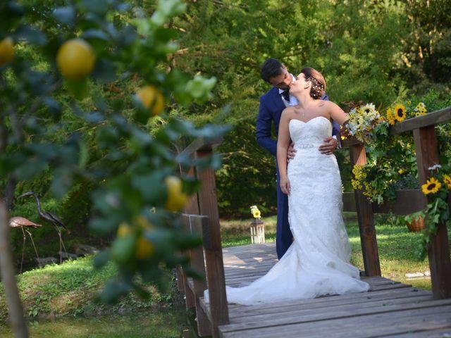 Il matrimonio di Antonio e Silvia a Bologna, Bologna 1