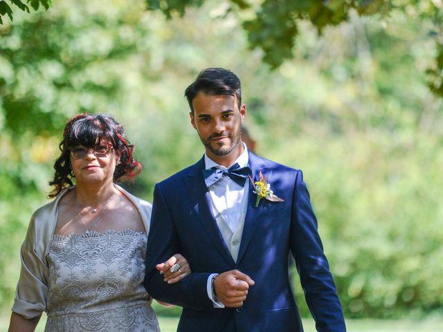 Il matrimonio di Antonio e Silvia a Bologna, Bologna 5