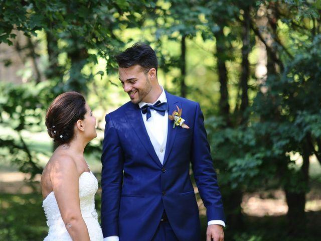 Il matrimonio di Antonio e Silvia a Bologna, Bologna 7