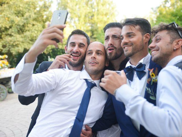 Il matrimonio di Antonio e Silvia a Bologna, Bologna 14