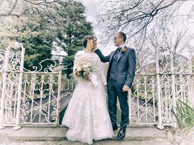 Il matrimonio di Roberto e Elisa a Erba, Como 20