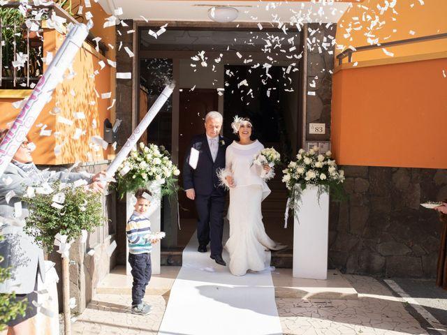 Il matrimonio di Ausilia e Armando a Salerno, Salerno 34