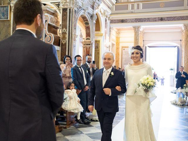 Il matrimonio di Ausilia e Armando a Salerno, Salerno 36