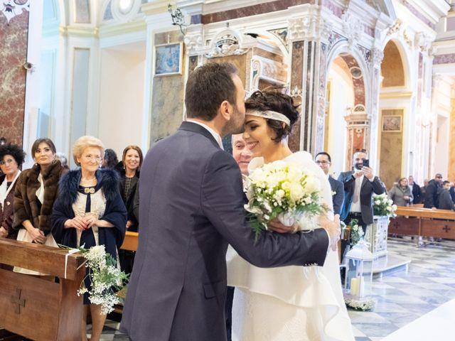Il matrimonio di Ausilia e Armando a Salerno, Salerno 37